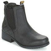 Barbour  RIMINI  women's Low Ankle Boots in Black