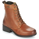 Barbour  ROMA  women's Low Ankle Boots in Brown