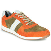 Base London  ECLIPSE  men's Shoes (Trainers) in Orange