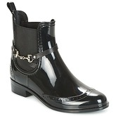 Be Only  DAKOTA  women's Wellington Boots in Black