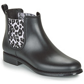 Be Only  DAKAR  women's Wellington Boots in Black