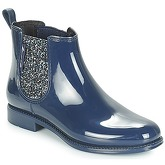 Be Only  NASHVILLE  women's Wellington Boots in Blue
