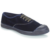 Bensimon  TENNIS LACET  women's Mid Boots in Blue