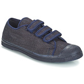 Bensimon  TENNIS DENIM  men's Shoes (Trainers) in Blue