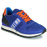 Bikkembergs  FENDER 2404  men's Shoes (Trainers) in Blue