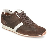 BOSS  ORLANDO LOW PROFILE  men's Shoes (Trainers) in Brown