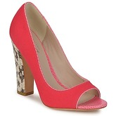 Bourne  FRANCESCA  women's Heels in Pink