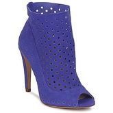 Bourne  RITA  women's Low Boots in Blue