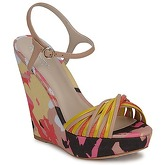 Bourne  KARMEL  women's Sandals in Multicolour