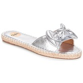 Buffalo  ONCEPAL  women's Mules / Casual Shoes in Silver
