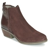 Bugatti  CONTERMA  women's Mid Boots in Brown