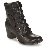 Bugatti  SUXEL  women's Low Ankle Boots in Black