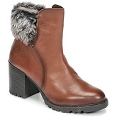 Bugatti  PEMLO  women's Low Ankle Boots in Brown