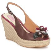 C.Petula  GLORIA  women's Sandals in Brown