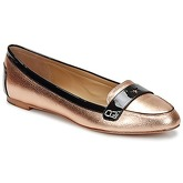 C.Petula  STARLOAFER  women's Loafers / Casual Shoes in Pink
