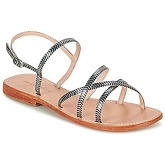 Mellow Yellow  BALOMA  women's Sandals in Black