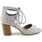 London Rag  Salome  women's Sandals in Grey