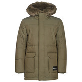 Calvin Klein Jeans  MID LENGTH DOWN PARKA  men's Jacket in Green