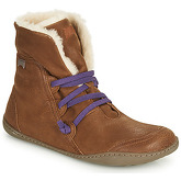 Camper  PEU CAMI  women's Mid Boots in multicolour