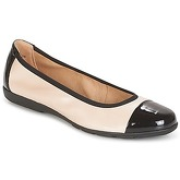 Caprice  FUTVIE  women's Shoes (Pumps / Ballerinas) in Beige