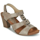 Caprice  VURI  women's Sandals in Grey