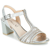 Caprice  NEPHTUS  women's Sandals in Silver