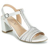 Caprice  ZOUOK  women's Sandals in White