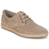 Casual Attitude  GERANI  men's Casual Shoes in Beige
