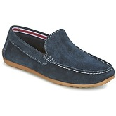 Casual Attitude  IMOPOL  men's Loafers / Casual Shoes in Blue