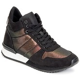 Aldo  MEGGY  women's Shoes (High-top Trainers) in Black