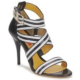 Charles Jourdan  BARBARA  women's Sandals in Black