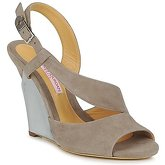 Charles Jourdan  PALOMA  women's Sandals in Brown