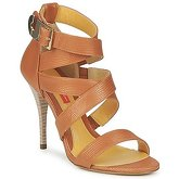Charles Jourdan  BARBARA  women's Sandals in Brown
