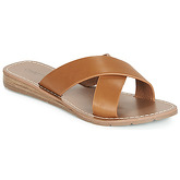 Chattawak  STELLA  women's Mules / Casual Shoes in Brown