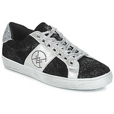 Chattawak  BARI  women's Shoes (Trainers) in Silver