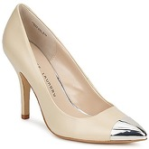 Chinese Laundry  DANGER ZONE  women's Heels in Beige