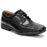 Clarks  FRANCIS  men's Casual Shoes in Black