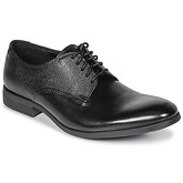 Clarks  GILMORE  men's Casual Shoes in Black