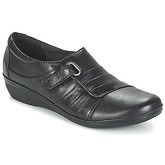 Clarks  Everlay Luna  women's Casual Shoes in Black