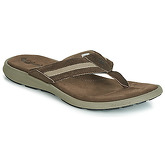 Columbia  VERONA  men's Flip flops / Sandals (Shoes) in Brown