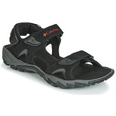 Columbia  SANTIAM 3 STRAP  men's Sandals in Black