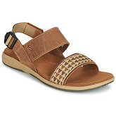 Columbia  SOLANA  women's Sandals in Brown