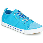 Columbia  GOODLIFE LACE  women's Shoes (Trainers) in Blue