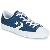 Converse  Star Player Ox Leather Essentials  men's Shoes (Trainers) in Blue
