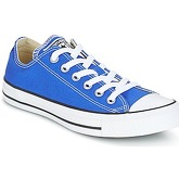Converse  Chuck Taylor All Star Ox Seasonal Colors  women's Shoes (Trainers) in Blue
