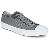 Converse  CHUCK TAYLOR ALL STAR II BASKETWEAVE FUSE OX  women's Shoes (Trainers) in Grey