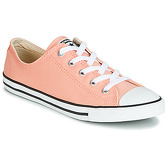 Converse  ALL STAR DAINTY OX  women's Shoes (Trainers) in multicolour