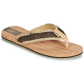 Cool shoe  KALISKA  women's Flip flops / Sandals (Shoes) in Beige