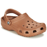 Crocs  CLASSIC  women's Clogs (Shoes) in Gold