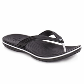 Crocs  CROCBAND FLIP  women's Flip flops / Sandals (Shoes) in Black